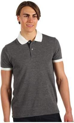 Alternative Feeder Stripe Polo Men's Short Sleeve Pullover