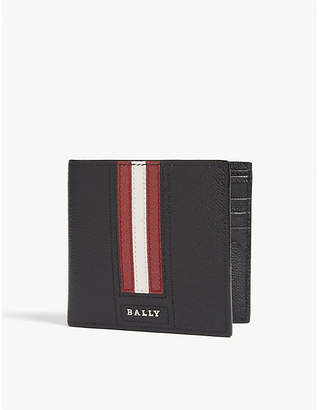 Bally Trasai leather wallet