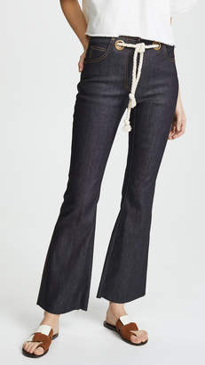 Morgan Miaou Flare Jeans