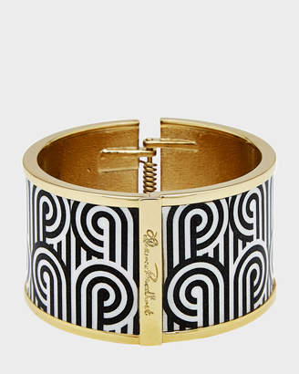 Turnabouts Enamel Bangle in Gift Box