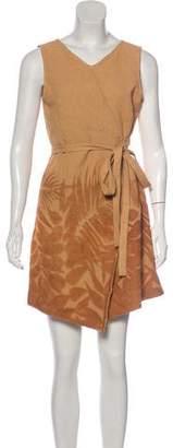 Behnaz Sarafpour Sleeveless Mini Dress