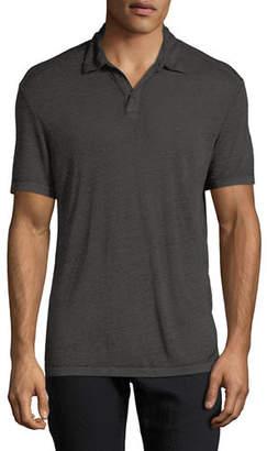 John Varvatos Men's Burnout Polo Shirt