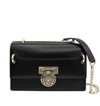 Balmain Shiny Leather Bbox 25 Bag.