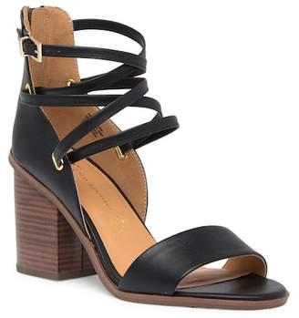 BC Footwear Come Home Vegan Block Heel Sandal