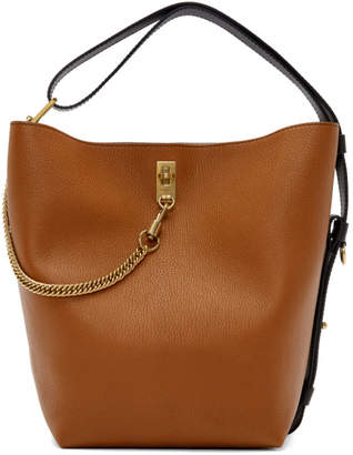 Givenchy Tan Medium GV Bucket Bag
