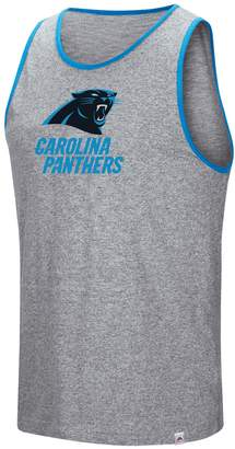 Majestic Men's Carolina Panthers Go the Route Tank Top