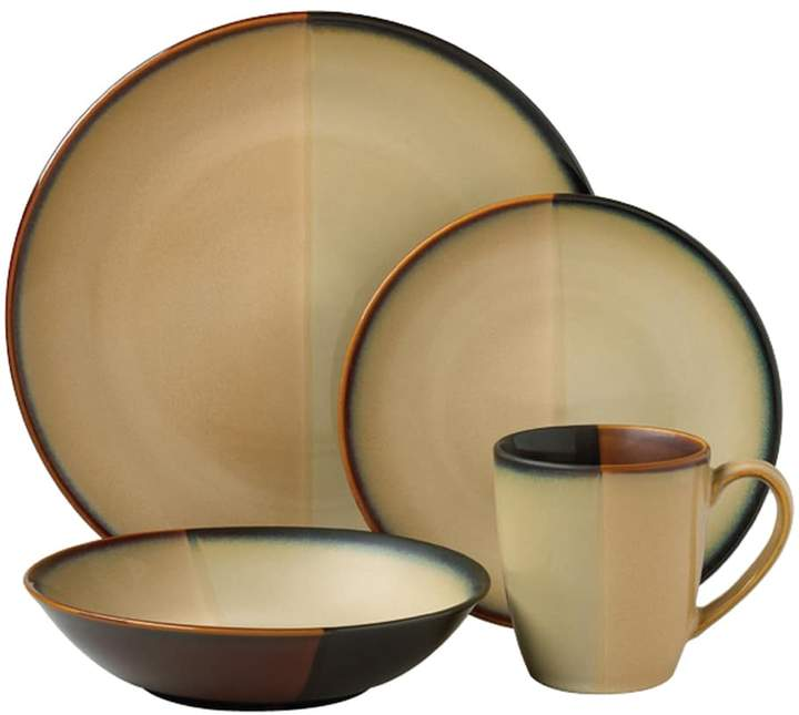 Pfaltzgraff Everyday Java 16-pc. Dinnerware Set