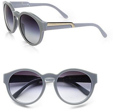 Stella McCartney Retro-Inspired Round Sunglasses
