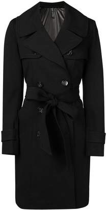Plein Sud Jeans double-breasted trench coat