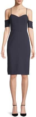 LIKELY Women's Arden Cold-Shoulder Sheath Dress
