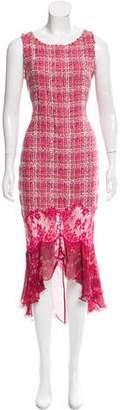 Ungaro Bouclé Maxi Dress