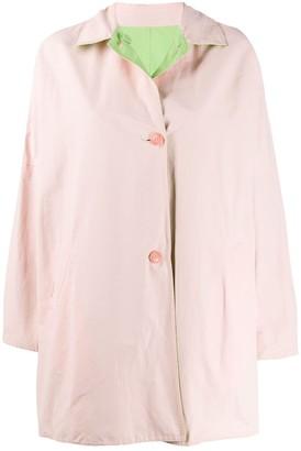 A.N.G.E.L.O. Vintage Cult 1980's reversible A-line coat