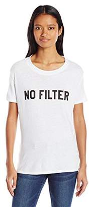 Sub_Urban RIOT Women's No Filter Loose Fit Graphic Tee $44 thestylecure.com