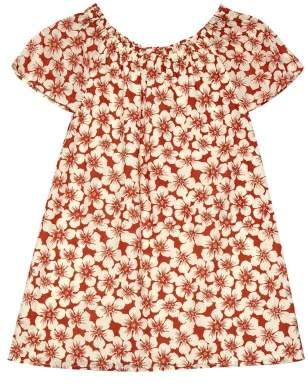 Nice Things Sale - Hibiscus Flower Dress