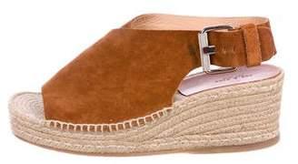Rag & Bone Sienna Espadrille Wedge Sandals
