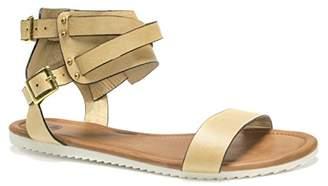 Muk Luks Women's Bree Sandals Flat