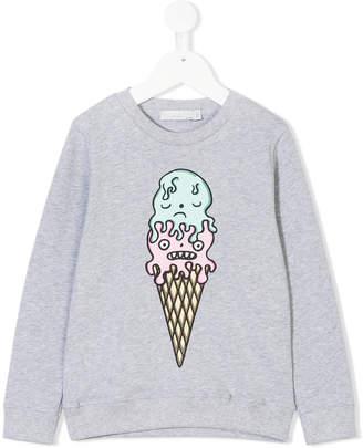 Stella McCartney ice cream print jumper