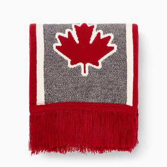 Roots Canada Fan Scarf