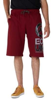 Ecko Unlimited Men's Flex On Knit Shorts