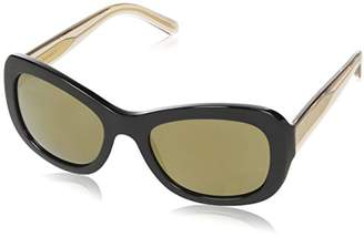 Burberry Women's 0BE4189 35074T 54 Sunglasses