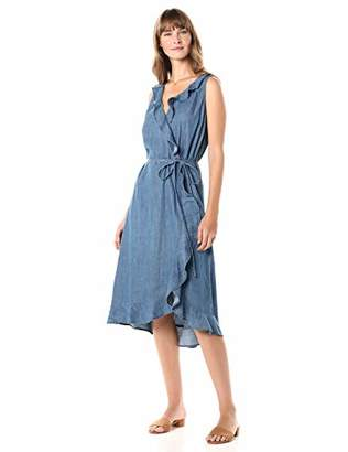 ECI New York Women's Denim Dress