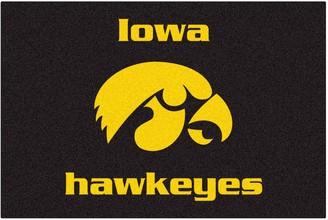 NCAA Fanmats FANMATS Iowa Hawkeyes Rug