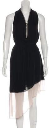 Ramy Brook Silk Midi Dress