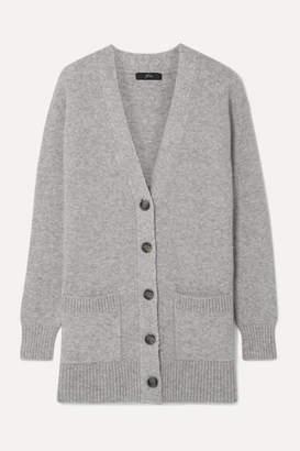 J.Crew Stretch-knit Cardigan - Gray