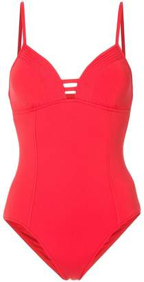 Seafolly quilted one piece swimsuit