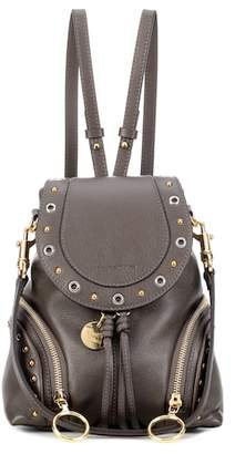 See by Chloe Olga Small leather backpack