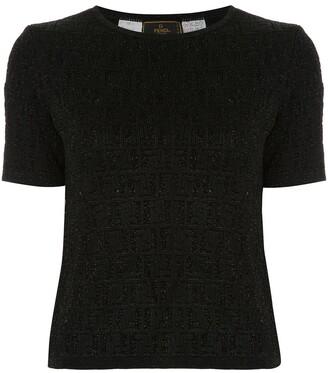 Fendi Pre-Owned short sleeve top