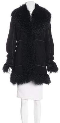 Zadig & Voltaire Kemy Shearling Jacket