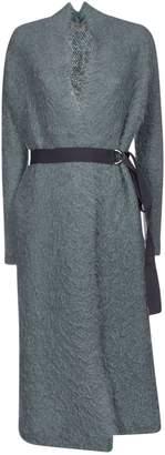 Alysi Belted Cardi-Coat
