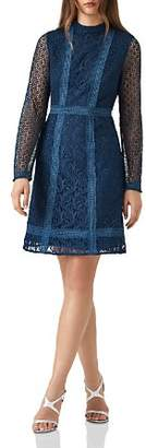 Reiss Abbey Lace Dress