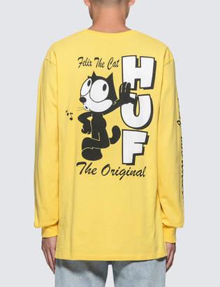 HUF Felix Santee L/S T-Shirt