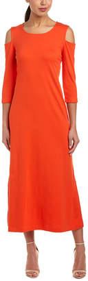 Joan Vass Midi Dress