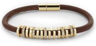 Fossil Rondel Cord Bracelet
