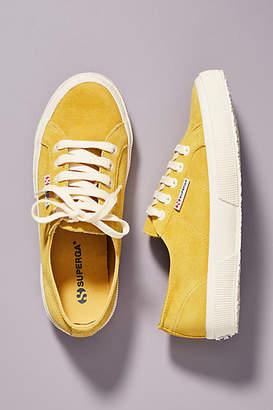 Superga Bright Suede Sneakers