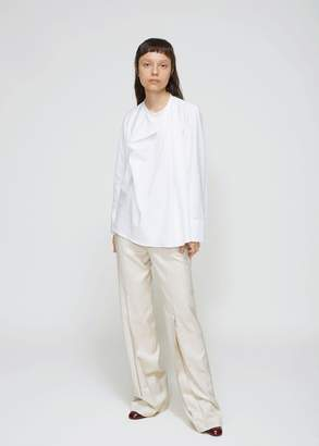 Lemaire Long Sleeve Blouse