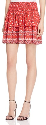 Beltaine Carly Smocked Skirt - 100% Exclusive $128 thestylecure.com