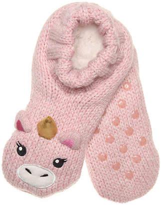 Mix No. 6 Unicorn Slipper Socks - Women's