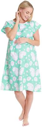 Baby Be Mine Gownies - Labor & Delivery Maternity Hospital Gown