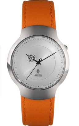 Alessi (アレッシー) - Dressed Women 's Watch Color :オレンジ
