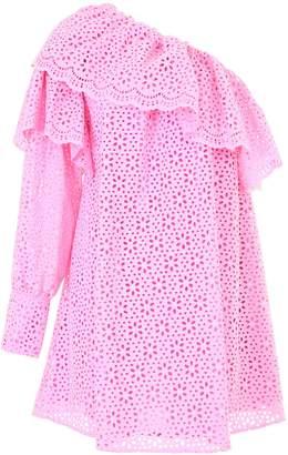 MSGM Sangallo Lace Dress