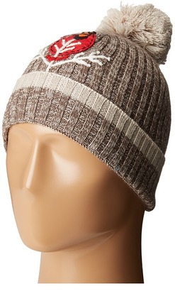 Smartwool - Charley Harper Cardinal Pom Beanie Beanies $50 thestylecure.com