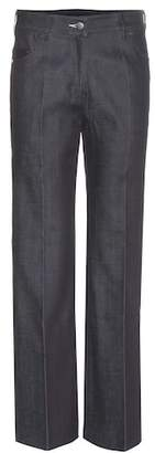 Calvin Klein Collection Stretch-cotton jeans