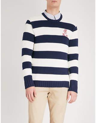 Polo Ralph Lauren Striped cotton jumper
