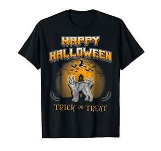 Canaan Dog Dog Happy Halloween T-Shirt