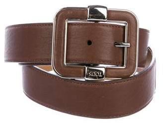 Tod's Leather HIp Belt