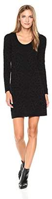 M Missoni Women's Solid Lace with Borders Dress
